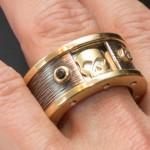 Ring-auf-Finger